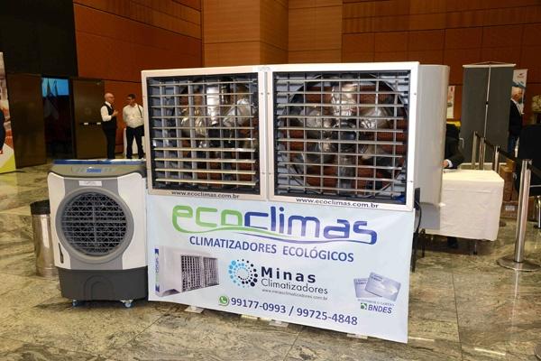 Empresa Minas Climatizadores - (31) 99744-9996
