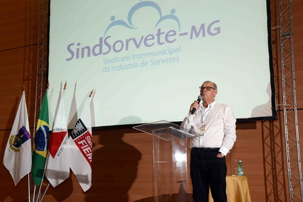 Vagnaldo - Presidente do SindSorvete